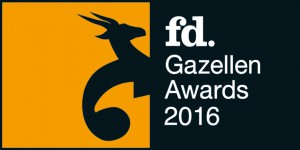 fd. Gazellen Award 2016
